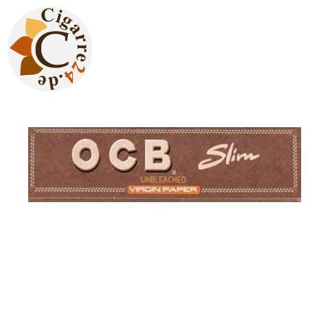 OCB Unbleached Slim Virgin