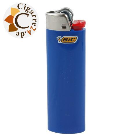 Einwegfeuerzeug Bic Maxi Neutral - Blau