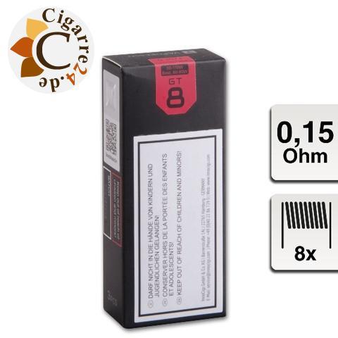 Vaporesso E-Clearomizercoil GT8 - 0.15 Ohm