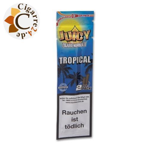 Juicy Zigarrenumblatt Tropical
