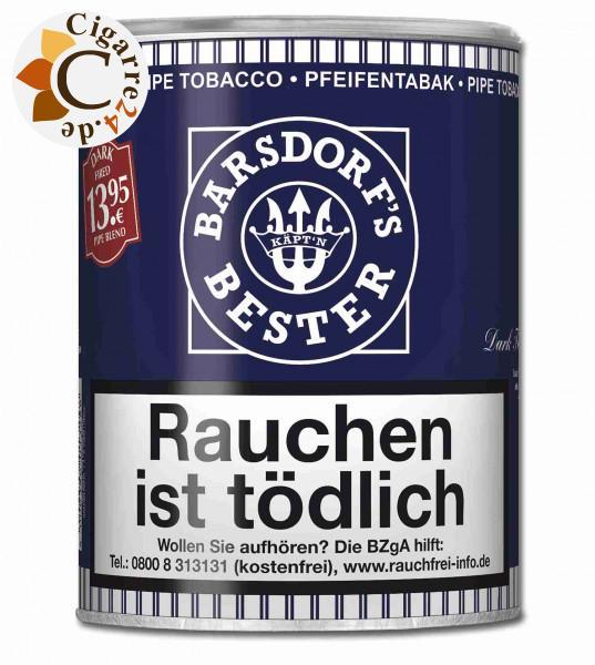 Käpt'n Barsdorf Bester Dark Fired, 160g