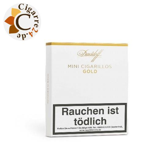 Davidoff Mini Cigarillos Gold, 10er