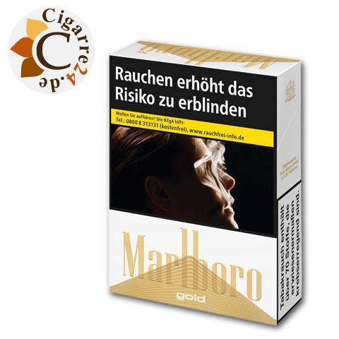 Marlboro Gold XL-Box 8,00 € Zigaretten