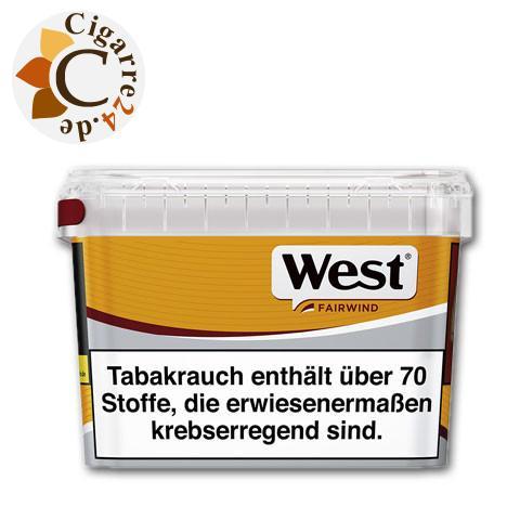 West Yellow Volume Tobacco, 215g