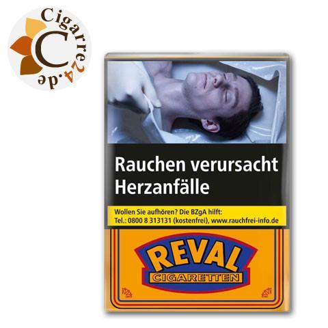 Reval ohne Filter 7,40 € Zigaretten