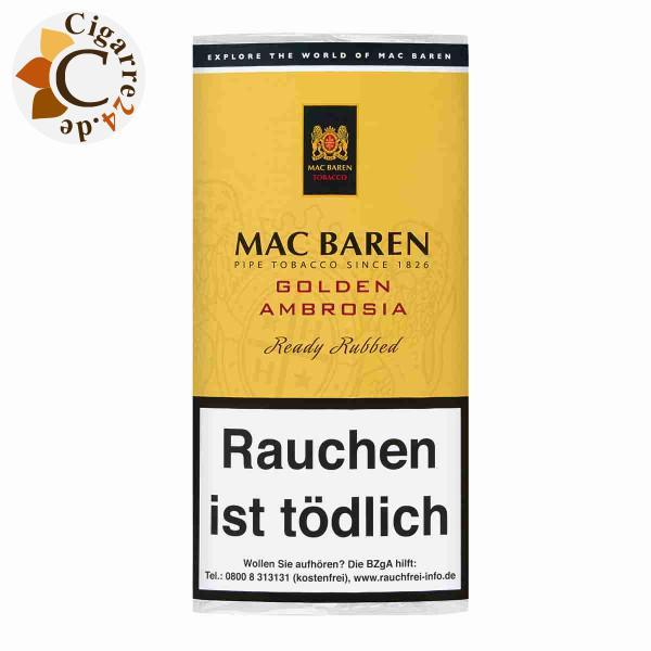 Mac Baren Golden Ambrosia, 50g