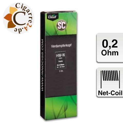 SC E-Clearomizercoil HW-N - 0.2 Ohm