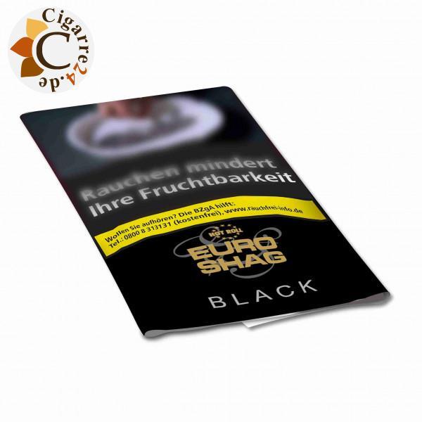 Euro Shag Black, 40g