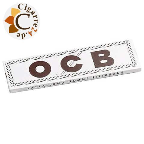 OCB weiss filigran Extra Long Einzelpackung