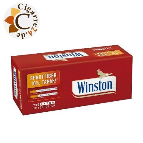 Winston Extra Hülsen, 250er