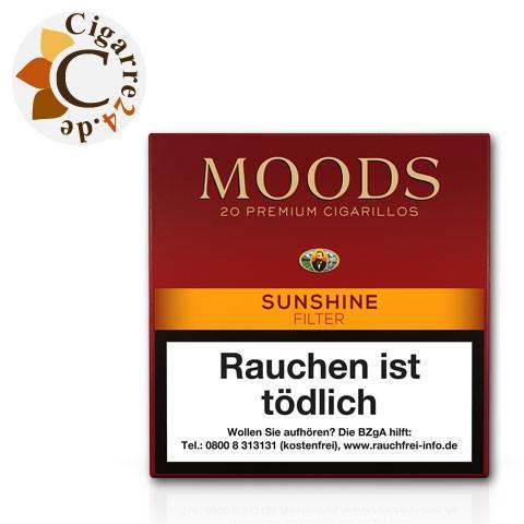 Dannemann Moods Sunshine, 18er