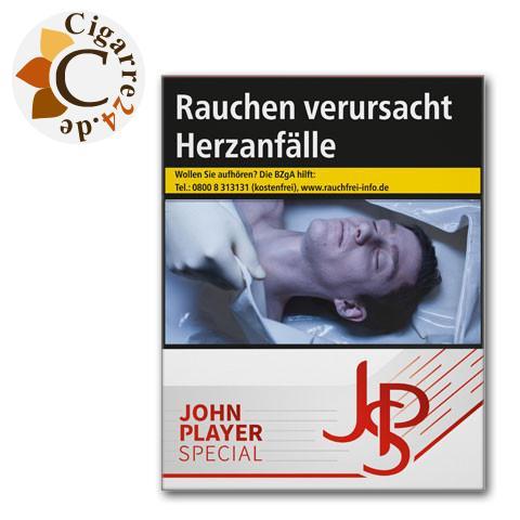 JPS Red 11,00 € Zigaretten