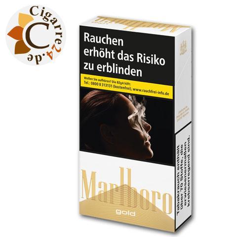 Marlboro Gold Long 7,30 € Zigaretten