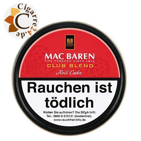 Mac Baren Club Blend, 100g