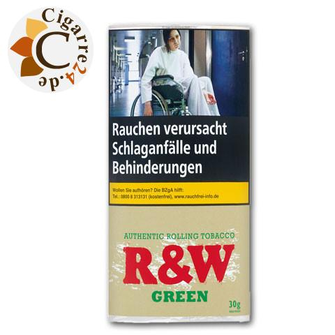 RAW Authentic Rolling Tobacco Organic, 30g