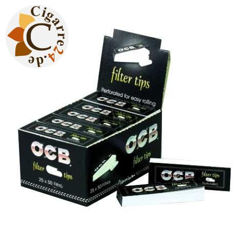 OCB Filter Tips