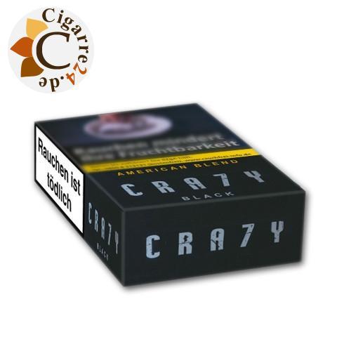 Crazy American Blend Black Filterzigarillo - Einzelpackung