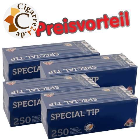 4 x Special Tip Hülsen, 250er