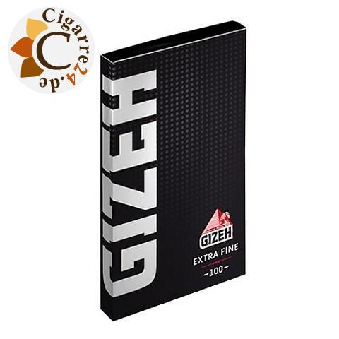 Gizeh Black Extra Fine Zigarettenpapier Einzelpackung