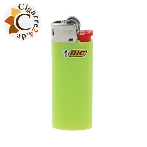 Einwegfeuerzeug Bic Mini Neutral - Grün