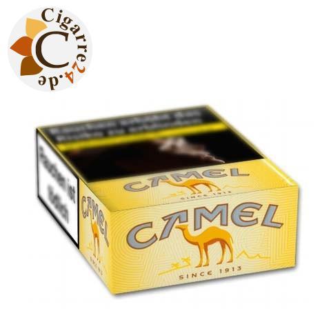 Camel Yellow Filter XL-Box 7,00 € Zigaretten