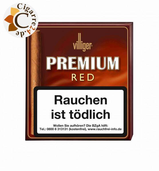 Villiger Premium Red Zigarillos, 20er