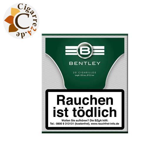 Bentley Cigarillos, 20er