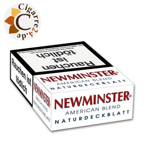 Newminster 100 American Blend Filterzigarillos