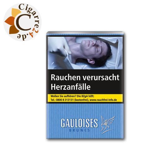 Gauloises Brunes 7,50 € Zigaretten