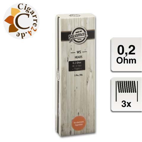 Steamax E-Clearomizercoil WS01 - 0.2 Ohm