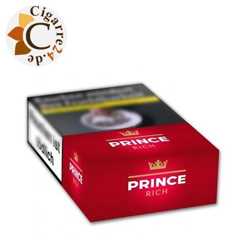Prince Rich Taste 7,50 € Zigaretten