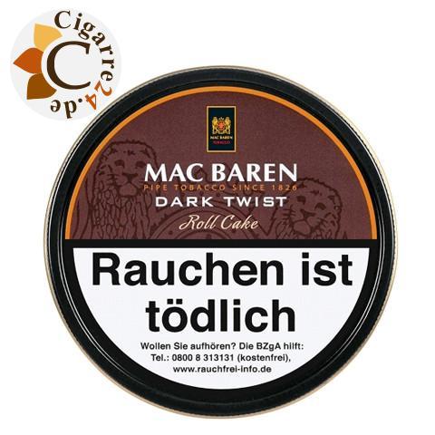 Mac Baren Dark Twist, 100g
