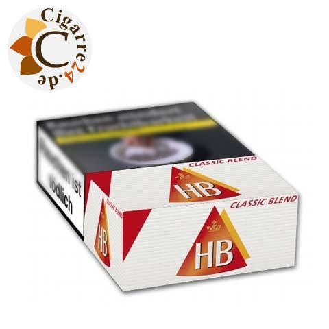 HB Classic Blend 7,50 € Zigaretten