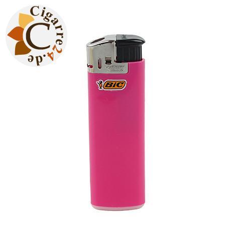 Einwegfeuerzeug Bic Electronic Neutral - Pink
