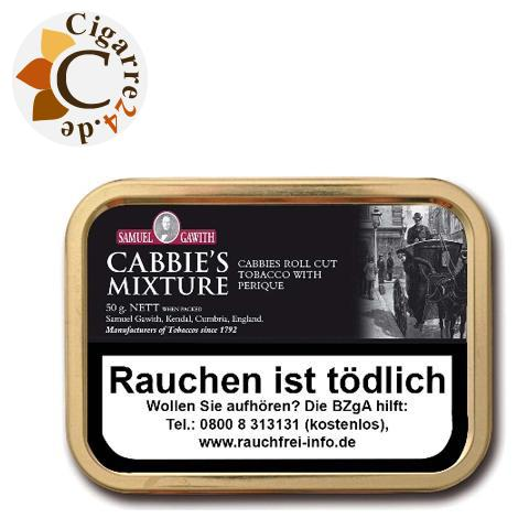 Samuel Gawith Cabbie´s Mixture, 50g