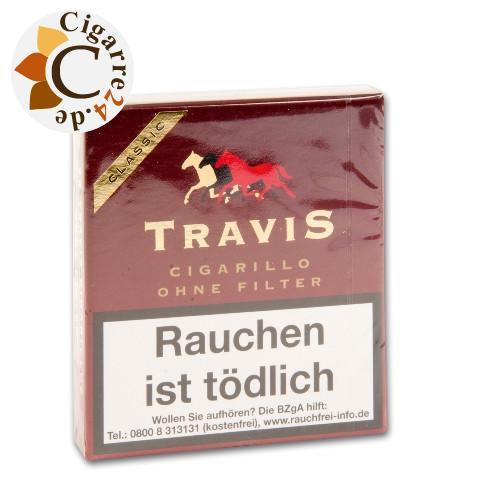 Travis Classic Zigarillos, 20er