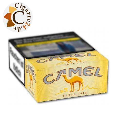 Camel Yellow Filter 4XL-Box 10,00 € Zigaretten