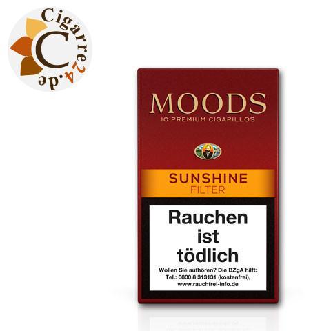 Dannemann Moods Sunshine, 12er