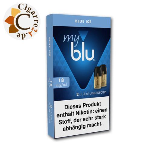 myblu Liquid-Pods Blue Ice 18mg Nikotin