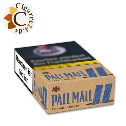 Pall Mall Authentic Tobacco Blue 6,80 € Zigaretten
