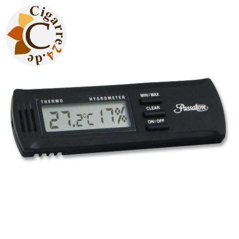 Thermo-/ Hygrometer Passatore