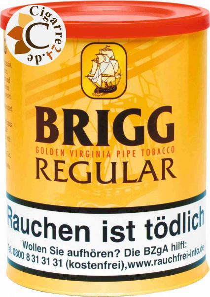 Brigg Regular, 180g