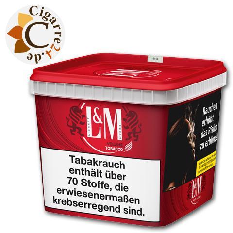 L&M Volume Tobacco Red Superbox, 280g