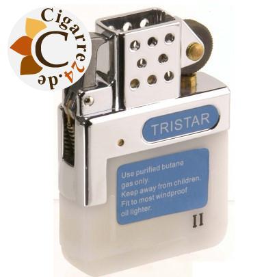 Feuerzeug Gas-Einsatz für Benzinfeuerzeug - Piezozündung