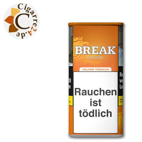 Break Orange Volumentabak, 110g