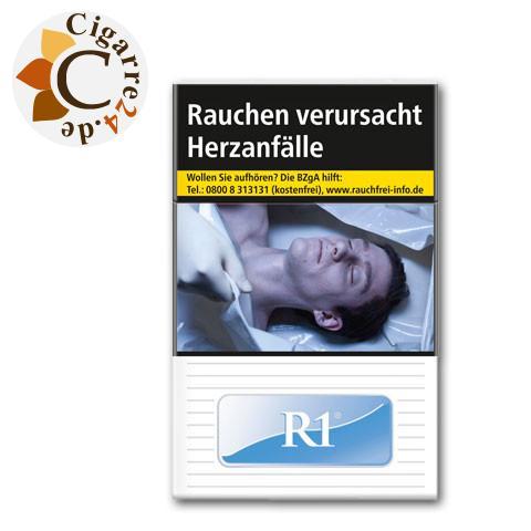 R1 Blue 7,30 € Zigaretten