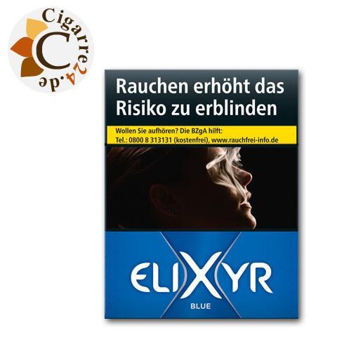 Elixyr Gold 6,80 € Zigaretten