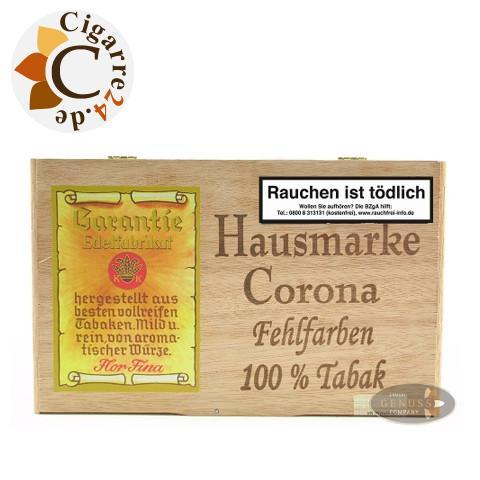 Hausmarke FF Sumatra Corona