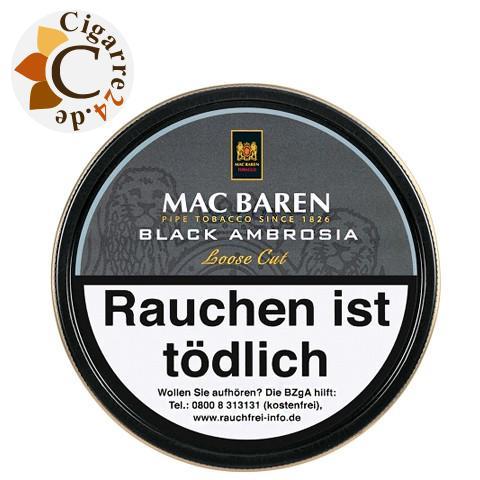 Mac Baren Black Ambrosia, 100g