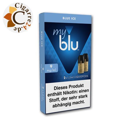 myblu Liquid-Pods Blue Ice 9mg Nikotin